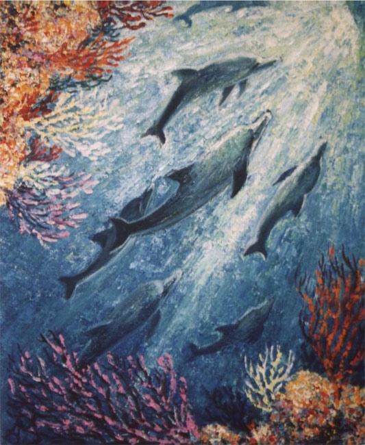 Дельфины ii михеева анна